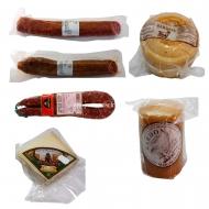 ENVÍO GRATIS, 3 Quesos, Salchichón, Chorizo y Longaniza. L8-Rullo-www.jamoneselrullo.com